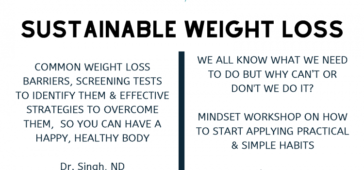 Align your Mind & Body for Sustainable Weight Loss