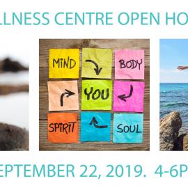 Synergistix Wellness Centre Open House – September 22nd